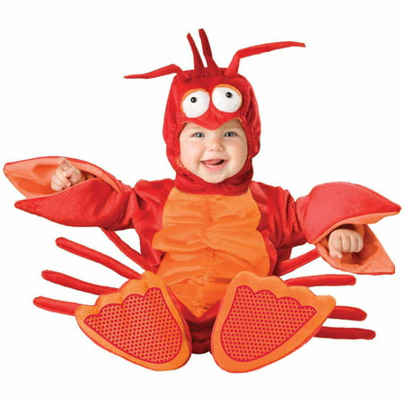 Lil' Lobster Infant Halloween Costume