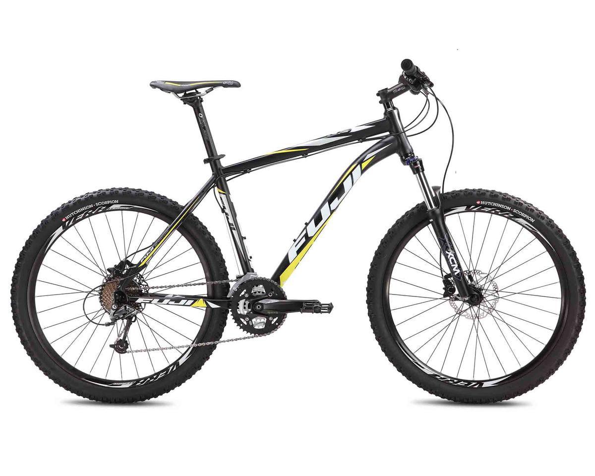"Fuji Bikes Nevada 1.3 D Hardtail Mountain Bike (2013) (Black) (19"") by"