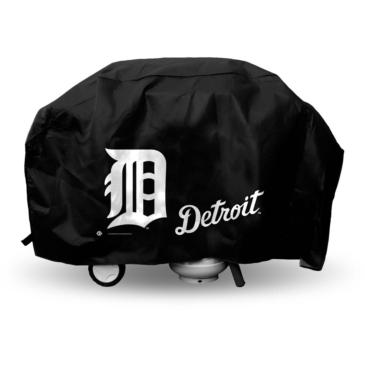 Rico Industries Tigers Vinyl Grill Cover