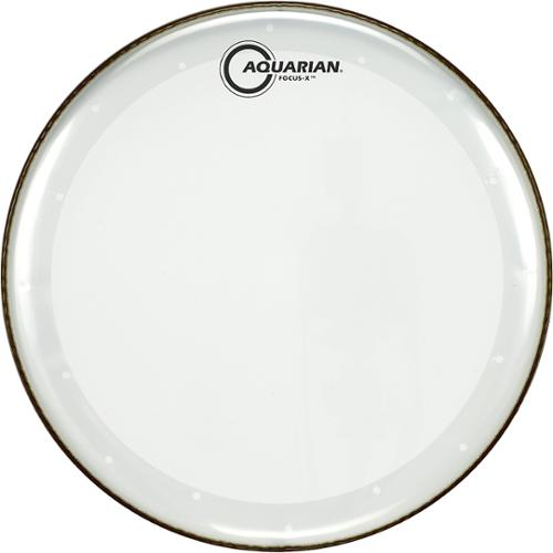 "Aquarian Texture Coated Focus X Drum Head (13"")"