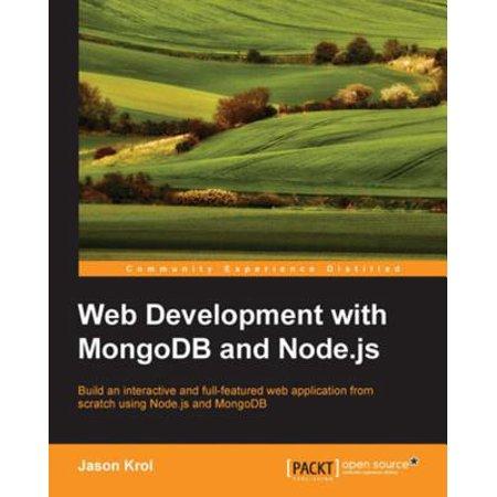Web Development with MongoDB and Node.js - eBook