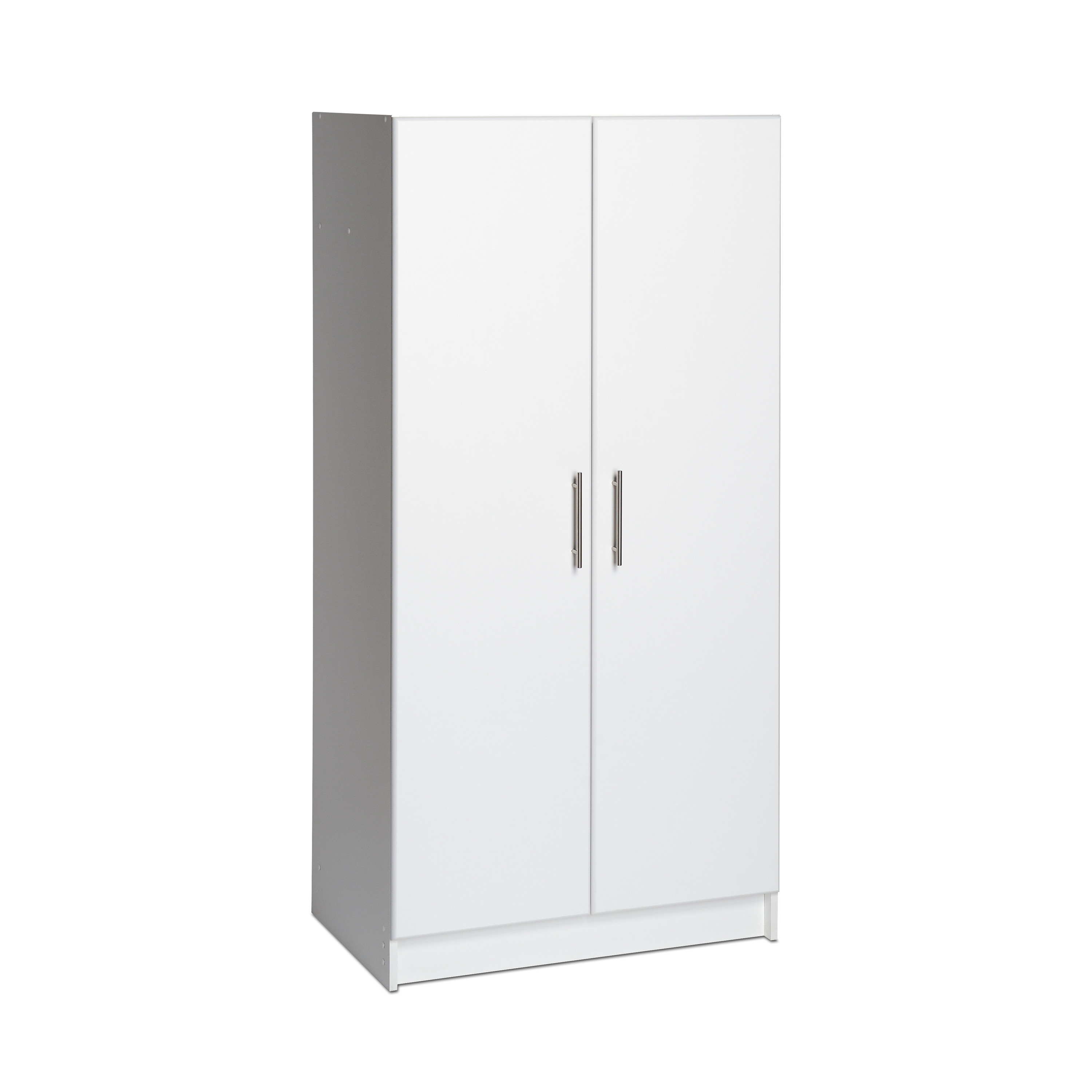 "Prepac 32"" Wardrobe Cabinet, White by Prepac Manufacturing Ltd"