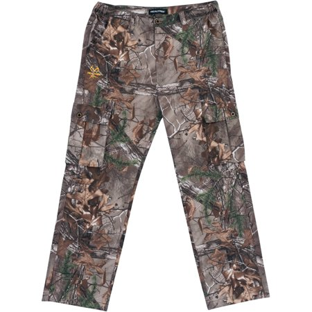 Mens Cargo Pant Xtra (Hunting Gear For Men Real Tree)
