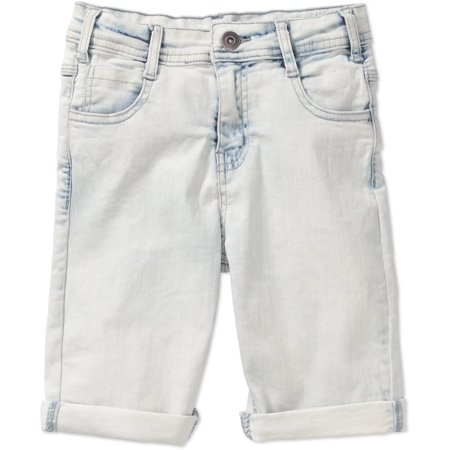 6d4c5f67dc Genevieve Goings Collection Acid Washed Jean Shorts (Little Boys, Big Boys)