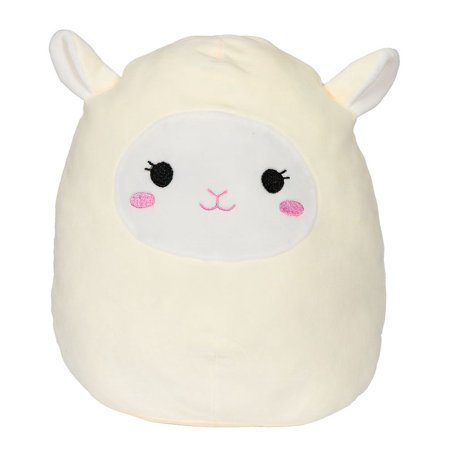 Squishmallow Easter 12 inch Sophie the White Lamb, Large Super Soft Plush](White Plush Horse)