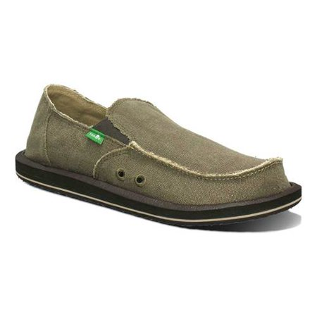 Men's Sanuk Vagabond Sanuk Mens Leather