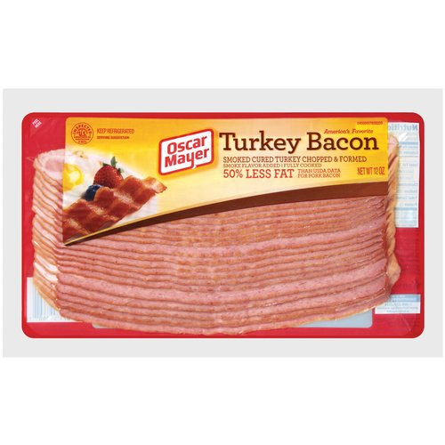 Oscar Mayer Turkey Bacon, 12 oz