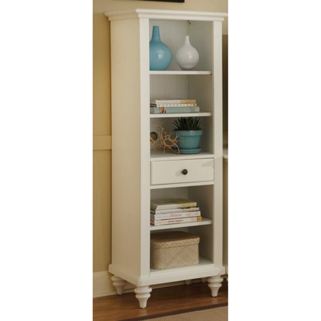 City Chic Pier Cabinet - Bermuda Brushed White Pier Cabinet