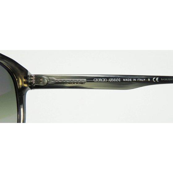 c66ea41e164 Giorgio Armani - New Giorgio Armani 8067 Mens Womens Designer Full-Rim  Polarized Cream Tortoise Exclusive Shades Sunnies Imported From Italy Frame  Polarized ...