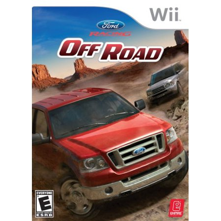 Ford Racing Off Road - Nintendo Wii - image 1 of 1