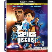 Spies in Disguise (4K Ultra HD + Blu-ray + DVD)