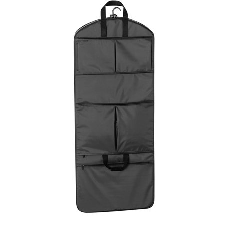 Wally Bags 52 Garment Tote Tri Fold Bag With Multi Pockets
