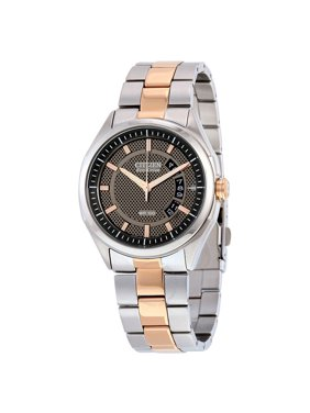 Citizen Men's Two-Tone Eco-Drive HTM Steel Watch AW1146-55H