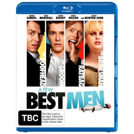 A Few Best Men (2011) [ Blu-Ray, Reg.A/B/C Import - Australia (Best Budget Tv Australia)