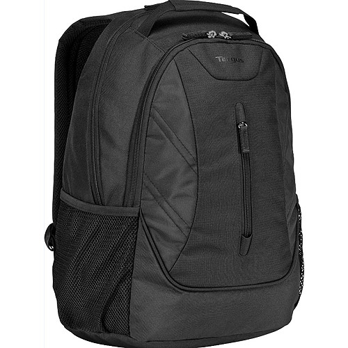 "Targus Ascend Backpack for 16"" Laptops, Black"