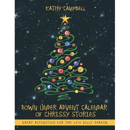 Down Under Advent Calendar of Chrissy Stories - eBook - Chrisspy Halloween