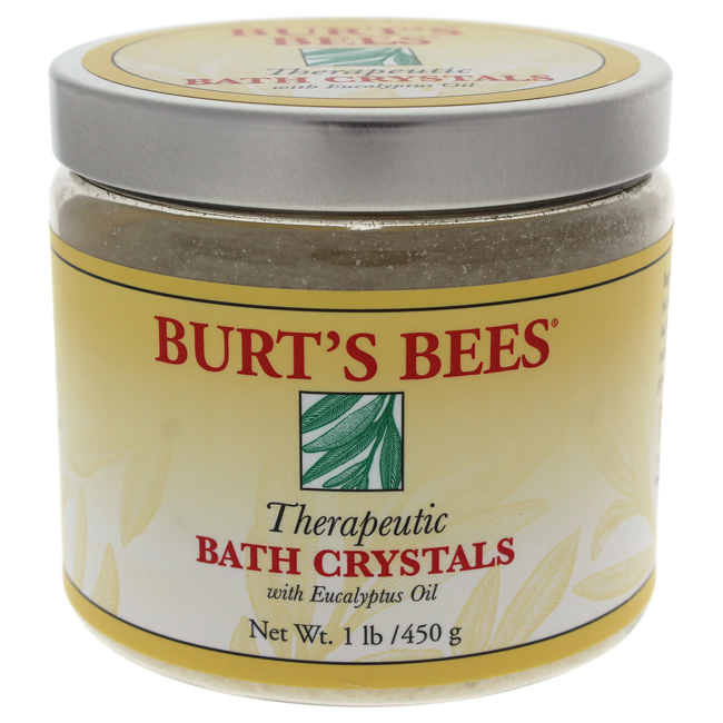 Burt's Bees Therapeutic Bath Crystal Body Wash For Unisex 16 oz