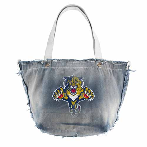 Florida Panthers Vintage Tote (Black)