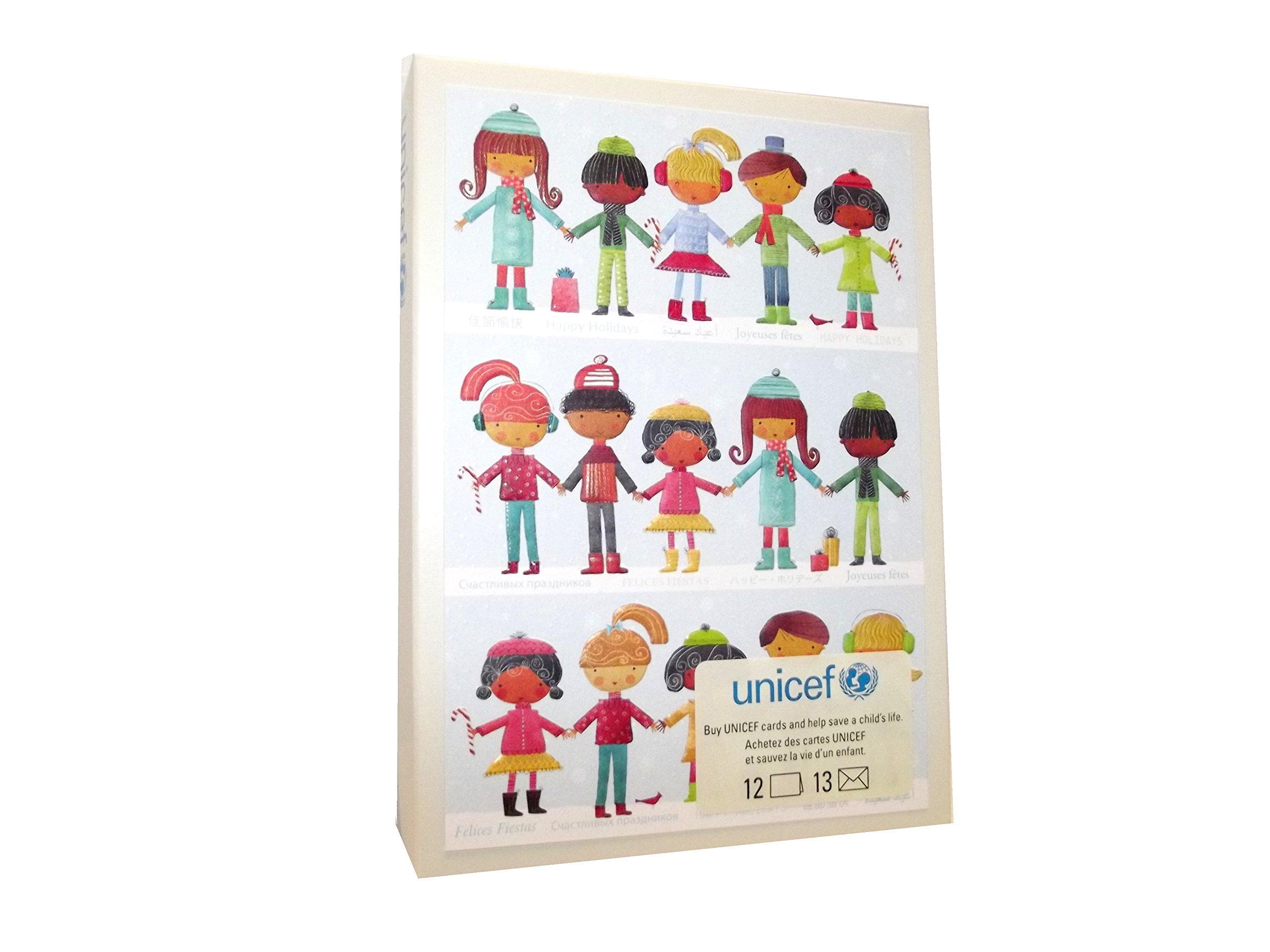 UNICEF HOLIDAY CARDS (CHILDREN) - Walmart.com