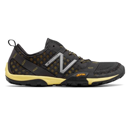 New Balance Men's Minimus 10v1 Trail Shoes Grey with