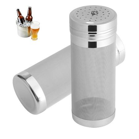 Filtre à bière en acier inoxydable de 300 microns pour trémie sèche de café maison - image 9 de 15