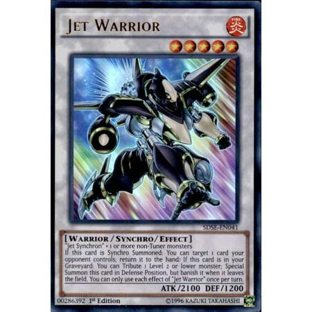 YuGiOh Synchron Extreme Structure Deck Jet Warrior (Deco Jet)