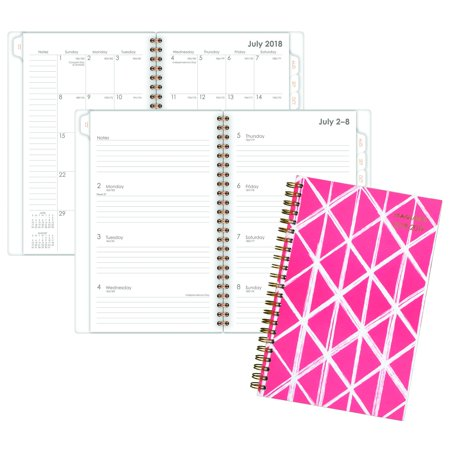 At-A-Glance Sloane Academic Weekly-Monthly Planner - Planners & Appointment