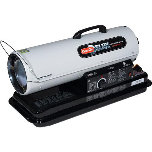 Dyna Glo 75,000  BTU Kerosene Forced Air Heater with Thermostat RMC-KFA75TDGD