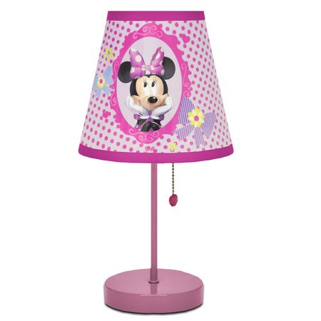 Disney Minnie Mouse Table Lamp - Walmart.com