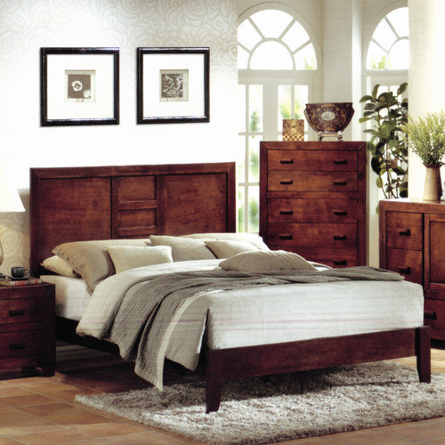 Wildon Home  Lincolnville Panel Bed