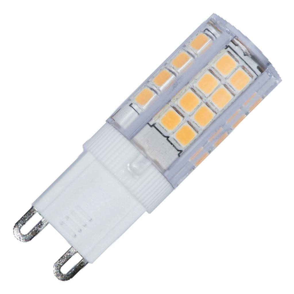 Bulbrite 770577 - LED3G9/30K/120 LED Bi Pin Halogen Replacements