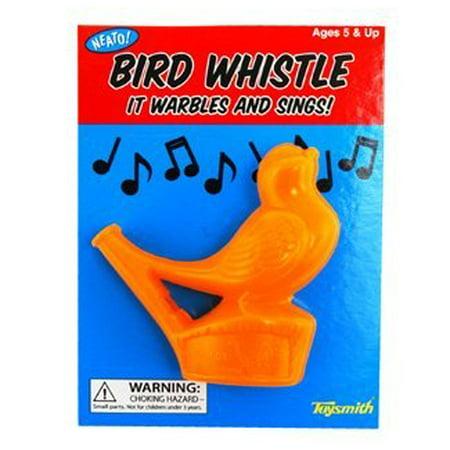 Warbling Bird Whistle (Teach Bird Whistle)