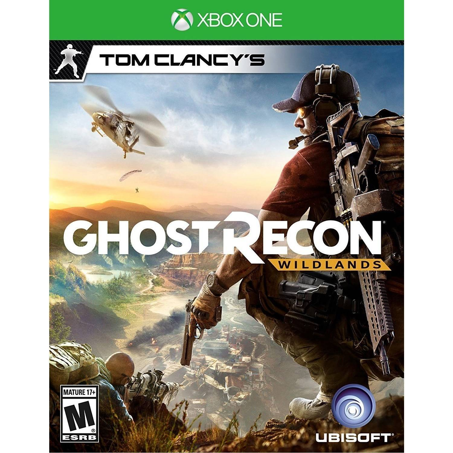 Tom Clancy's Ghost Recon Wildlands (Xbox One) Ubisoft, 887256015732