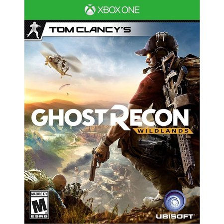 Tom Clancy's Ghost Recon: Wildlands Day 1 Edition, Ubisoft, Xbox One, (Recon 1 Tanto Point Plain)