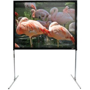 QUICKSTAND 84IN 4:3 PORTABLE SCREEN