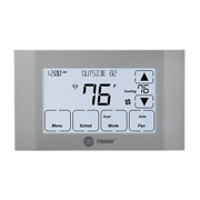 Best Trane Thermostats - Trane XR724 Comfort Control 4H/2C Programmable Thermostat Review