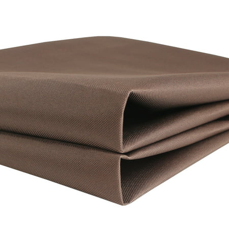 Image of Water / UV Resistant Canvas Tent Water Repellent Dustproof Airtight Chocolate Fabric