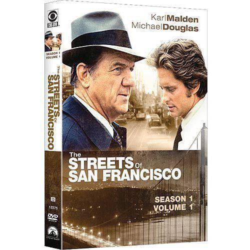 The Streets Of San Francisco: Season 1, Vol. 1 (Full Frame)