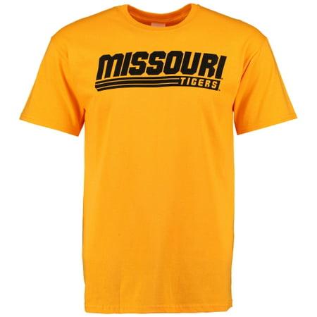 Missouri Tigers Billboard T-Shirt - Gold (Billboard Tshirt)