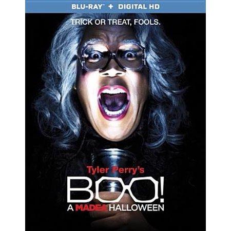 Boo! A Madea Halloween (Blu-ray)