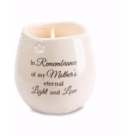 Lime Blossom Soy Wax Candle - Pavilion Gift Company- Mother - 8 oz - 100% Soy Wax Candle Scent: Tranquility