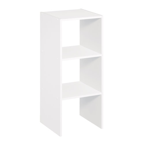 High Quality ClosetMaid 3 Shelf Vertical Stacker, White 1011000