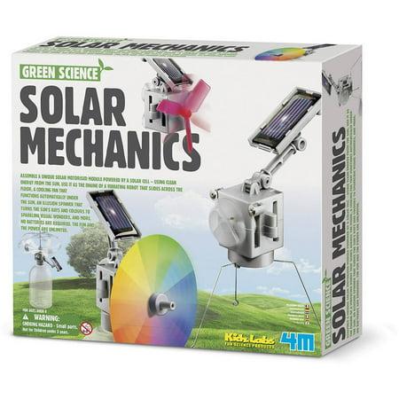 4M KidsLabs Solar Mechanic Science Kit, STEM