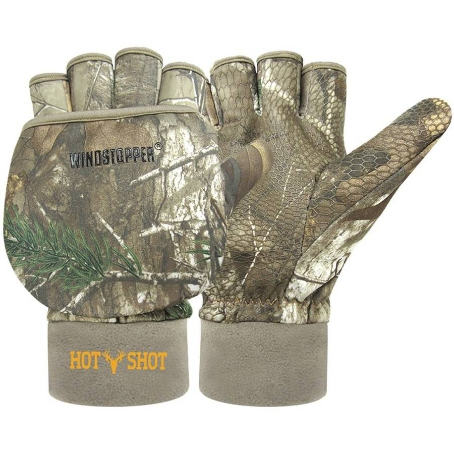 Jacob Ash Sharptail Mitten, Realtree Xtra