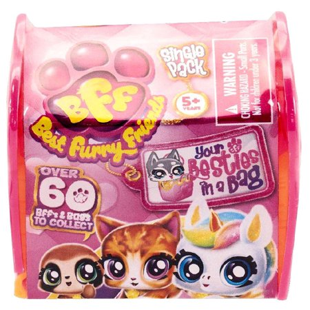 BFF Best Furry Friends Mystery Pack