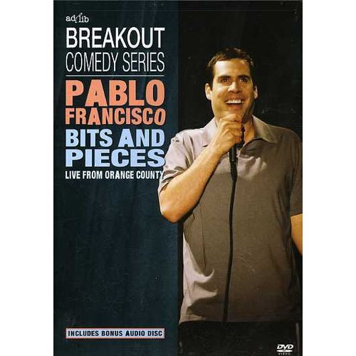 Pablo Francisco: Bits And Pieces - Live From Orange County (DVD + Audio CD) (Widescreen)