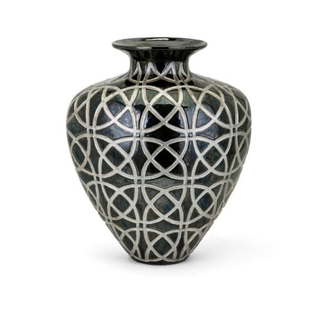 Trisha Yearwood New Frontier Cheval Small Earthenware Vase ()
