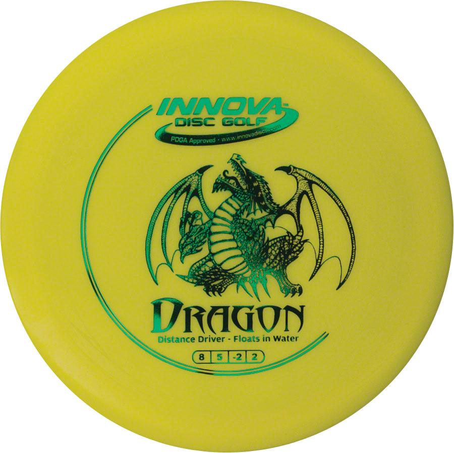 Innova Dragon DX Golf Disc: Assorted Colors by Innova Disc Golf