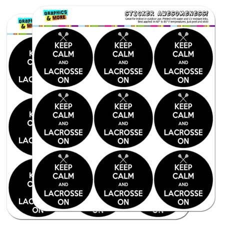 Keep Calm And Lacrosse On Sports 2