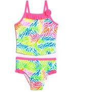 OP Tie Dye Jungle Tankini Swimsuit (Toddler Girls)
